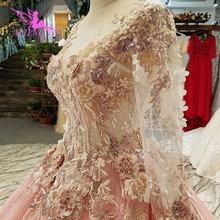 AIJINGYU Đầm Bầu Plus Size Đầm Sang Trọng Giá Pakistan Tốt Nhất Maroc Đồ Bầu Khiêm Tốn Áo Váy Kèm Áo Ren Tay Lỡ