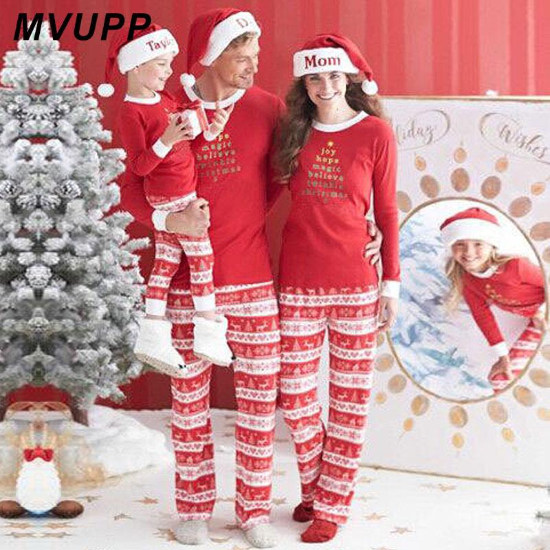 Aliexpress.com : Buy Family christmas pajamas Sets Matching ...