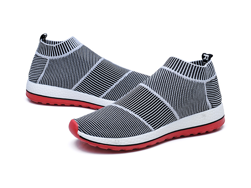hot sale running shoes for men women sneakers sport sneaker cheap Light Runing Breathable Slip-On Mesh (Air mesh) Wide(C,D,W) 6