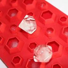 3d бриллианты драгоценный камень холодный кубик льда шоколадный