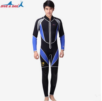 630f34435d Dive Sail Neoprene Wetsuit 3MM Surfing Wetsuits Women Mens Full Body  Spearfishing Scuba Diving Suit Wetsuit Fishing BathingSuits