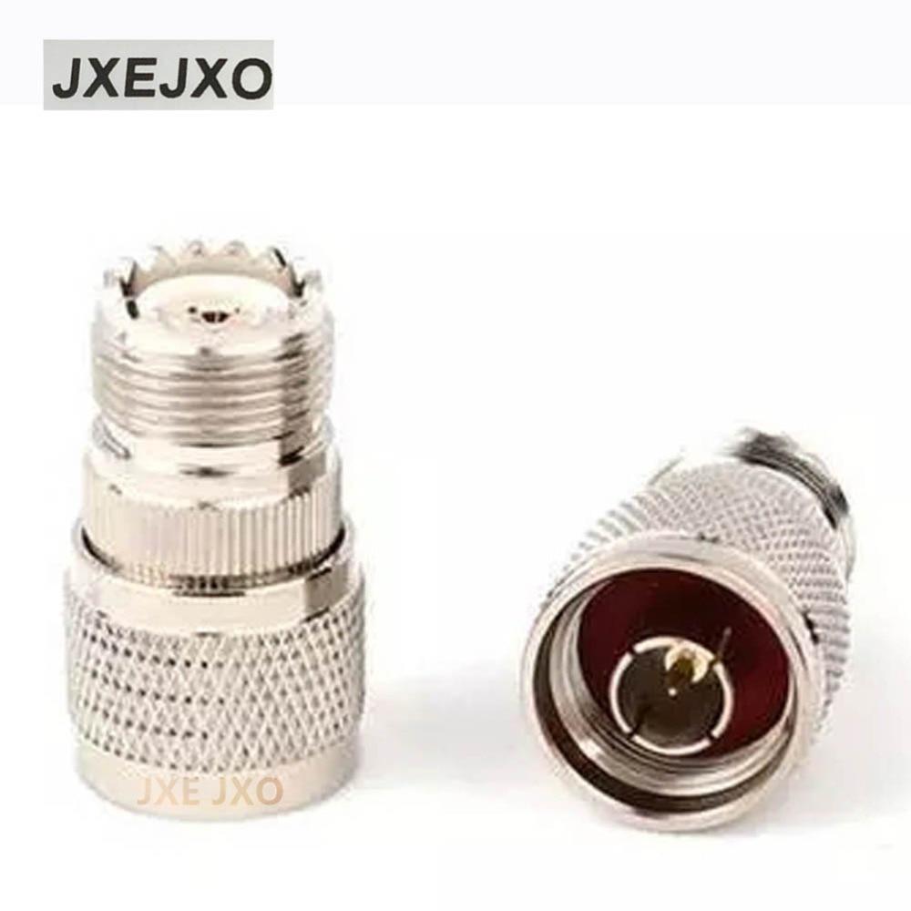 bilder für JXEJXO Hf-anschluss-adapter Koaxial für Mobile Radio für Yaesu FT7800RFT7900RFT8800RFT8900R Zweiwegradio Antenne Adapter B0025