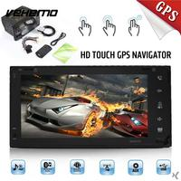Vehemo 7 Inches HD MP5 Player For Toyota European Map Audio Video RDS GPS DVD Players