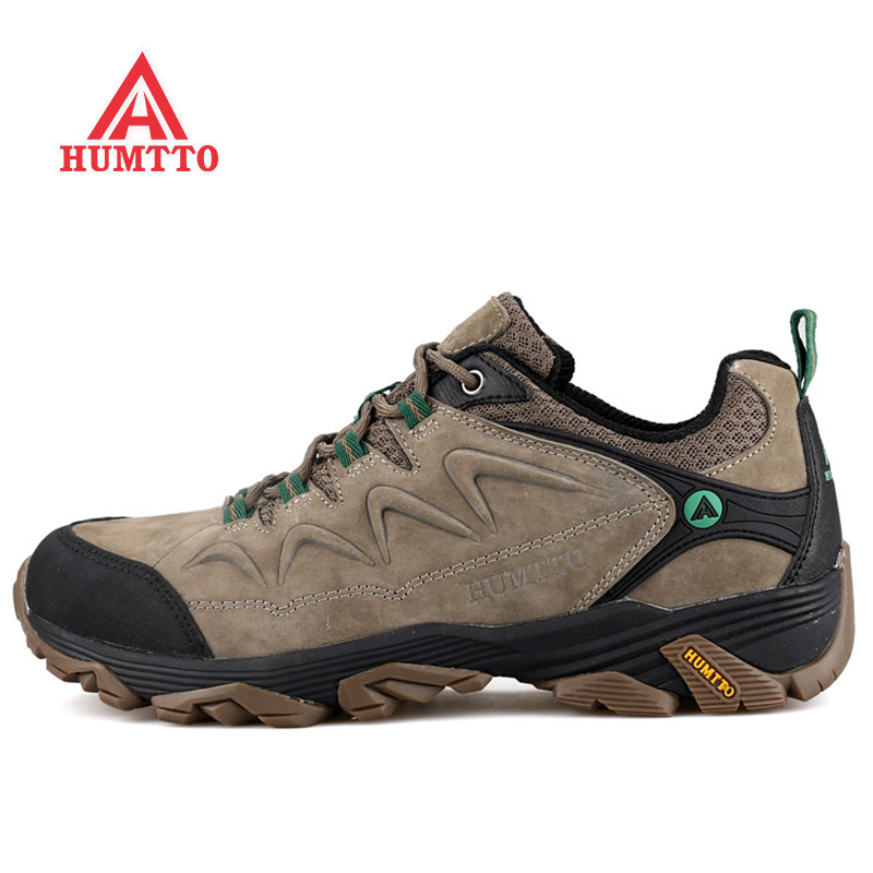 HUMTTO Outdoor Hiking Shoes Man Brand Climbing Mountain Sport Trekking Shoes For Men Large Size 39-48 Camping Men's Sneakers large size 38 44 men outdoor moutain sport climbing sneakers 2017 men lace up mesh breathable hiking shoes