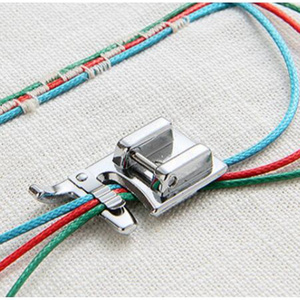 3 HOLE, CORDING SEWING PRESSER