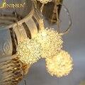 High Quantiy 28 Ball LED 5M String Light For Christmas Xmas Holiday Wedding Party Decoration Fashion Holiday Light 8 Mode Work