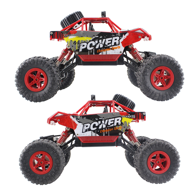 2.4G 4CH 4WD Rock Crawlers 4×4 Offroad Buggy