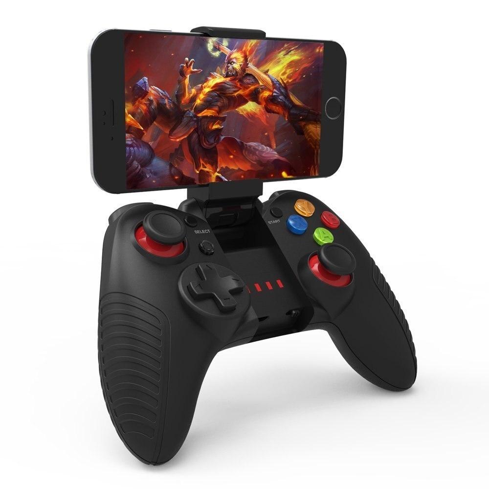 2017 Nuovo PG 9067 Jogo Da Gioco Bluetooth Controller Wireless Gamepad gamecube Joystick para Android Phone Tablet PC Laptop