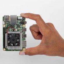 1 Pcs X Coral Dev Board con Bordo di Tpu I. mx 8M Soc (Quad Core Cortex A53, Più Cortex M4F)