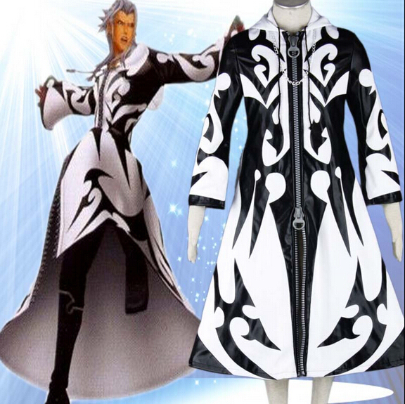 Kingdom Hearts Xemnas Cosplay