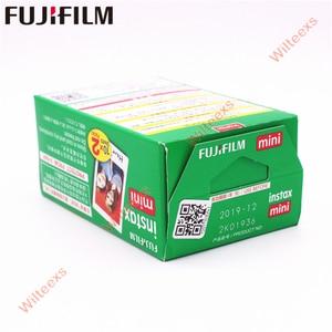 Image 3 - 10 200 sheets Fujifilm instax mini 9 mini11 film white Edge 3 Inch wide film for Instant Camera mini 8 7s 25 50s 90 Photo paper