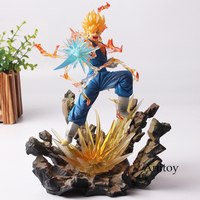 Dragon Ball Figure Dragon Ball Z Vegito Action Figure Figuats ZERO Super Saiyan With Sword Toy 20cm