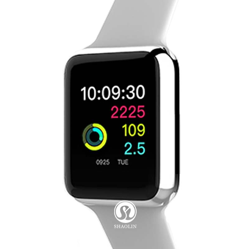 New Bluetooth Smart Watch Phone Smartwatch Heart Rate for apple IOS huawei Android цена