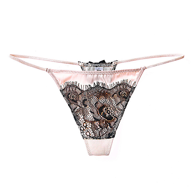 00f6fc5930ef Detail Feedback Questions about Fashion satin belt eyelash lace fashion sexy  female thong t temptation on Aliexpress.com | alibaba group