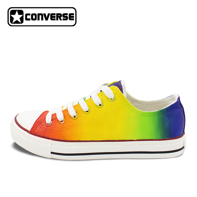 Converse Women S Chuck Taylor All Star Femme Color Shift Ox Trainers Shoes Official Usa Stockists