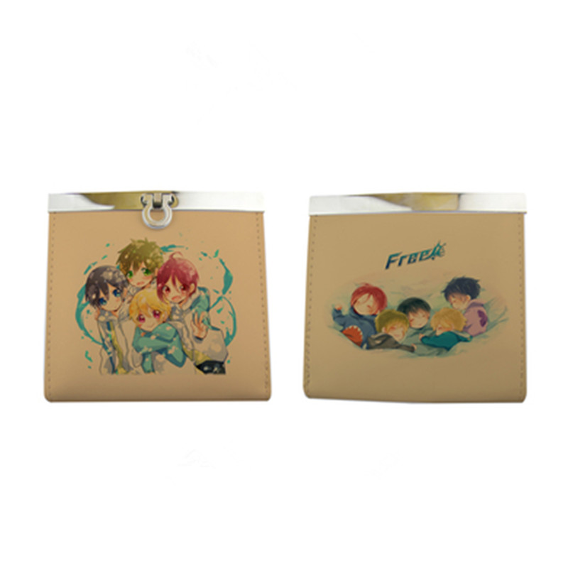2016 New Fashion Japanese Cartoon Master Miyazaki Hayao's Cartoon Spirited Away Anime Wallet beautiful Woman Purse cards holder a spirited resistance