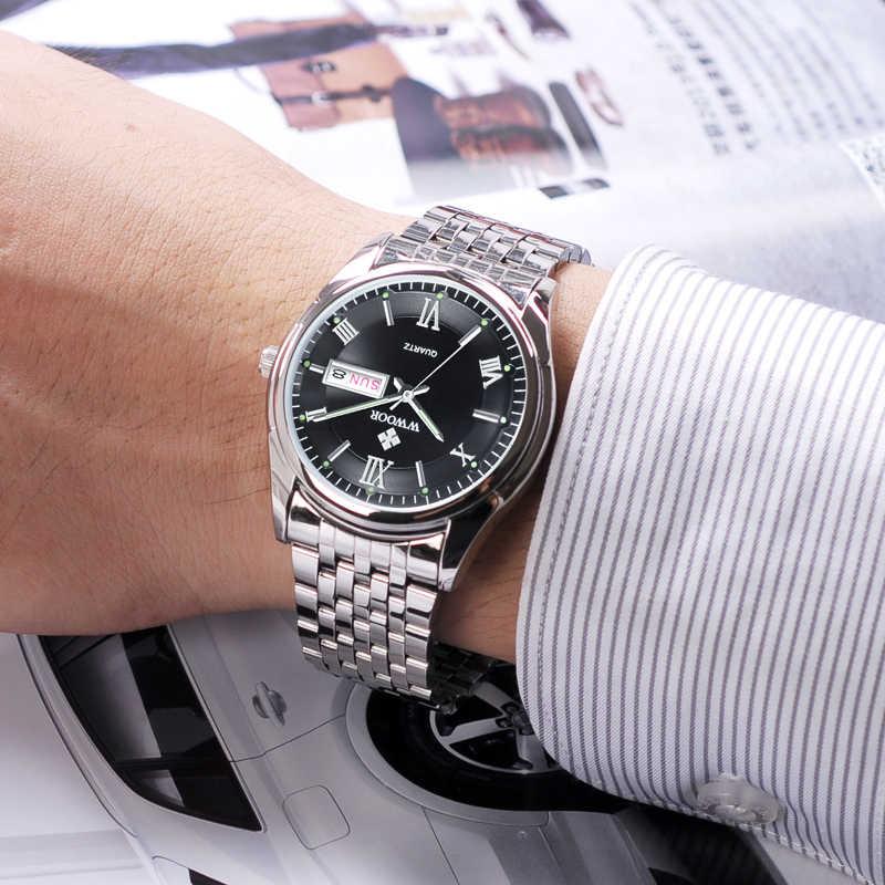 Наручные часы Wwoor с официального сайта производителя