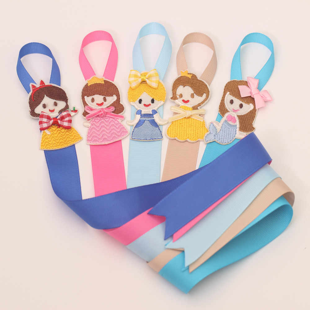 New Ribbon Rainbow Colors Toddlers Hair Clip Storage Tape Assorted Hairpins Holder Kids Hair Accessories Holding Band Headdres