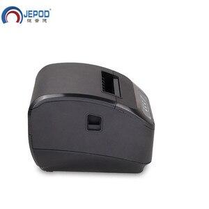 Image 4 - XP Q200II 80mm desktop thermal receipt printer Optional interface USB+Serial/LAN 200mm/s high speed bill priner with auto cutter