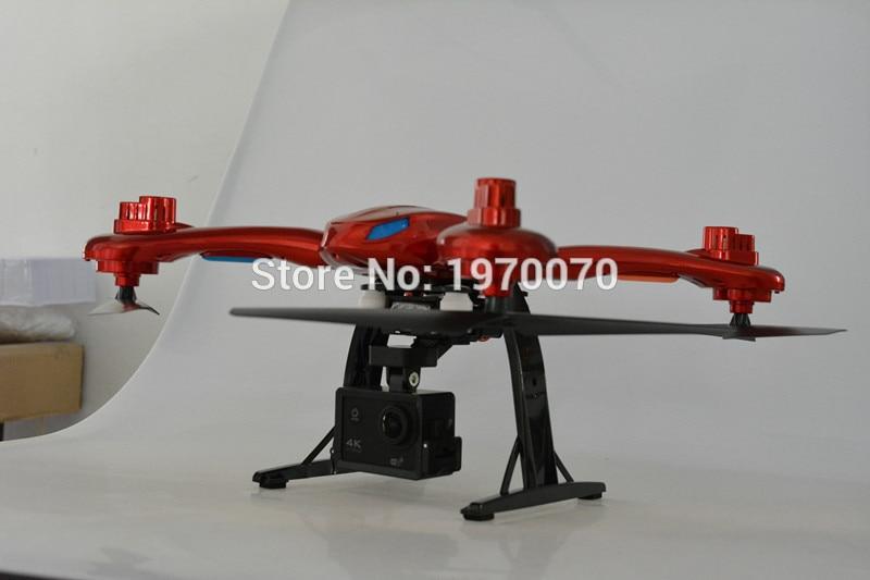 MJX X102H 2.4G RC Quadcopter Drone Met Hoogte Modus Luchtdruk hoge Set FPV Wifi Camera Een Sleutel Terugkeer opstijgen Landing - 6