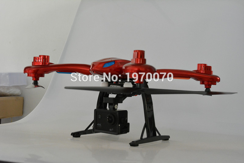 MJX X102H 2.4G RC Quadcopter Drone With Altitude Mode Air Pressure High Set FPV Wifi Camera One Key Return Take off Landing - 6