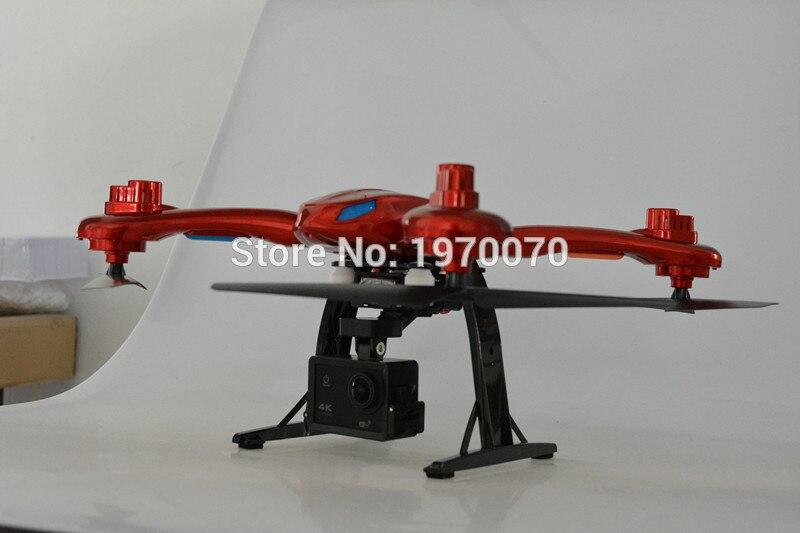 MJX X102H 2,4G RC Quadcopter Drone con modo de altitud de alta presión de aire juego FPV Wifi Cámara una tecla de retorno tomar de aterrizaje - 6