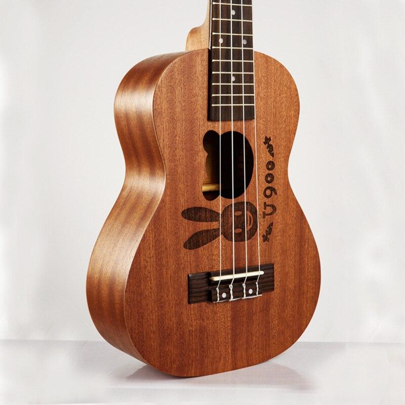 Afanti  Music 21 inch small Guitar / Sapele / 21 inch Ukulele (DGA-104)