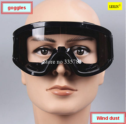 Hot Workplace Safety Supplies Eyes Protection Clear Protective Glasses Wind and Dust Anti-fog Lab Medical Use Safety Goggles kitcox70427crwia130af value kit crews inertia safety glasses crwia130af and glad forceflex tall kitchen drawstring bags cox70427