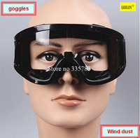 Hot Workplace Safety Supplies Eyes Protection Clear Protective Glasses Wind And Dust Anti Fog Lab Medical