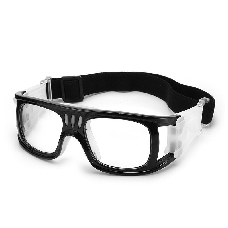 Safurance Basketball Soccer Football Sports Protective Eyewear Goggles Eye Safety Glasses Workplace Safety Eye Protection safurance protective glasses pc scratch safety ride movement wind and dust proof goggles workplace safety