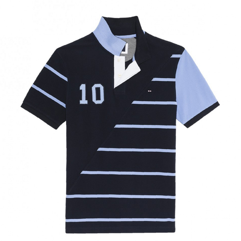 2019 NEW MENS   POLO   SHIRT STRIPED SUMMER COLLECTION EDEN SERIGE PARK FRANCE LUXURY BRAND   polo   homme de marque haute qualite