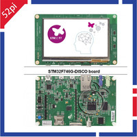 32F746GDISCOVERY STM32F7 Discovery Kit With STM32F746NG MCU ST LINK V2 1 Development Board