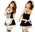 Sexy Exotic Lingerie Hot Sexy Underwear Sleepwear Teddy Lingerie Sexy Costumes Maid Maid Lingeire Cosplay Women Exotic Apparel