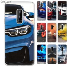 Desxz BMW Case For Samsung Galaxy S3 S4 S5 S6 S7 Edge S8 S9 S10 Plus S10e(China)