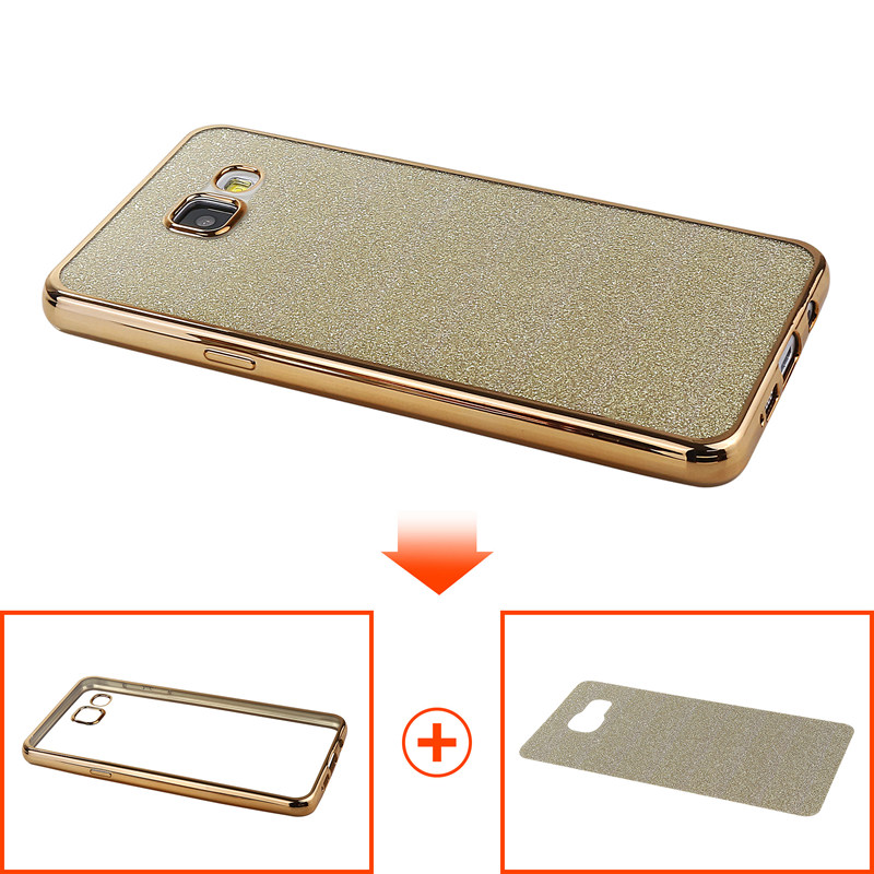 A3 A5 A7 2016 Case For Samsung Galaxy A3 A5 A7 2016 A310F A510F A710F Silicone Cover Plating Luxury Ultra Thin Soft TPU Coque