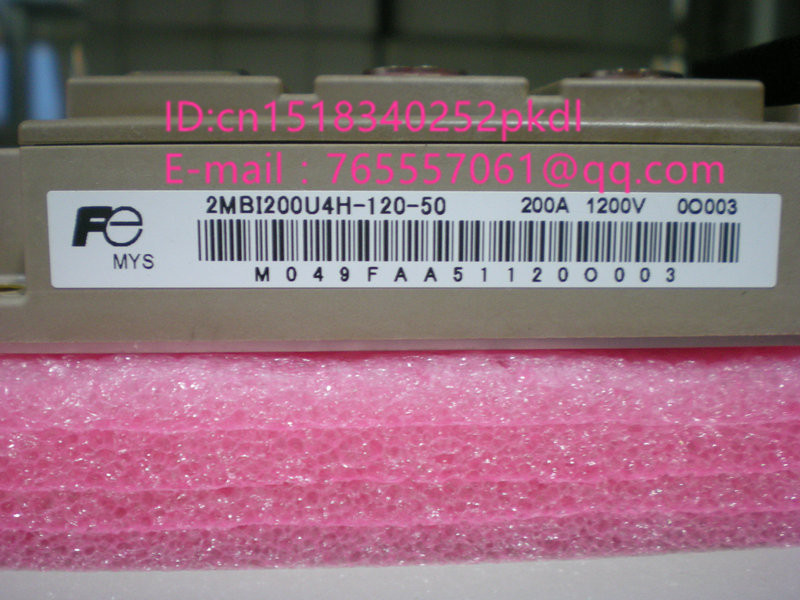 100% new imported original 2MBI200U4H120 power IGBT module