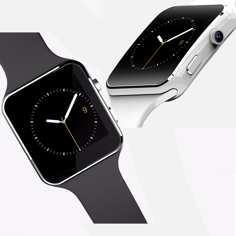 2015 New Arrival Top Smart Watch X6 font b Smartwatch b font Support SIM TF Card