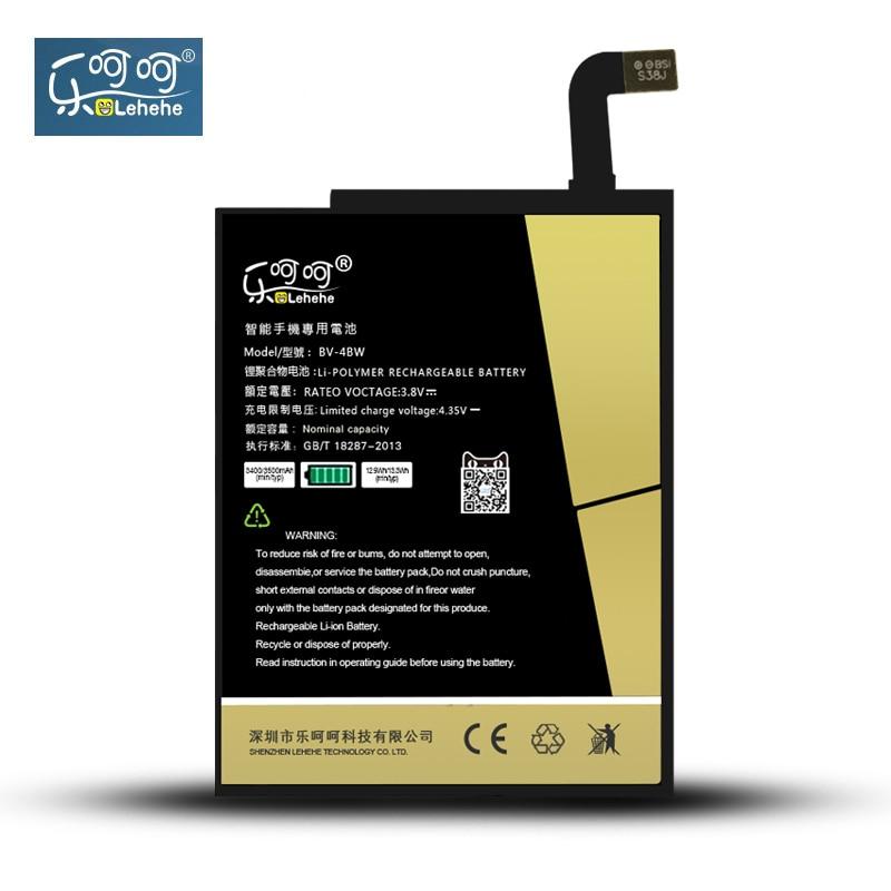 LEHEHE Battery BV-4BW for Nokia Lumia 1520 MARS Phablet RM-937 Bea Lumia1520 BV4BW 3500mAh Tools Gifts