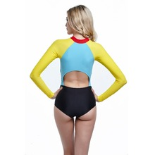 long sleeve swimwear   one piece swimsuit  sexy one piece swim suits plavky swimwear monokini swimsuit  bathing suit female