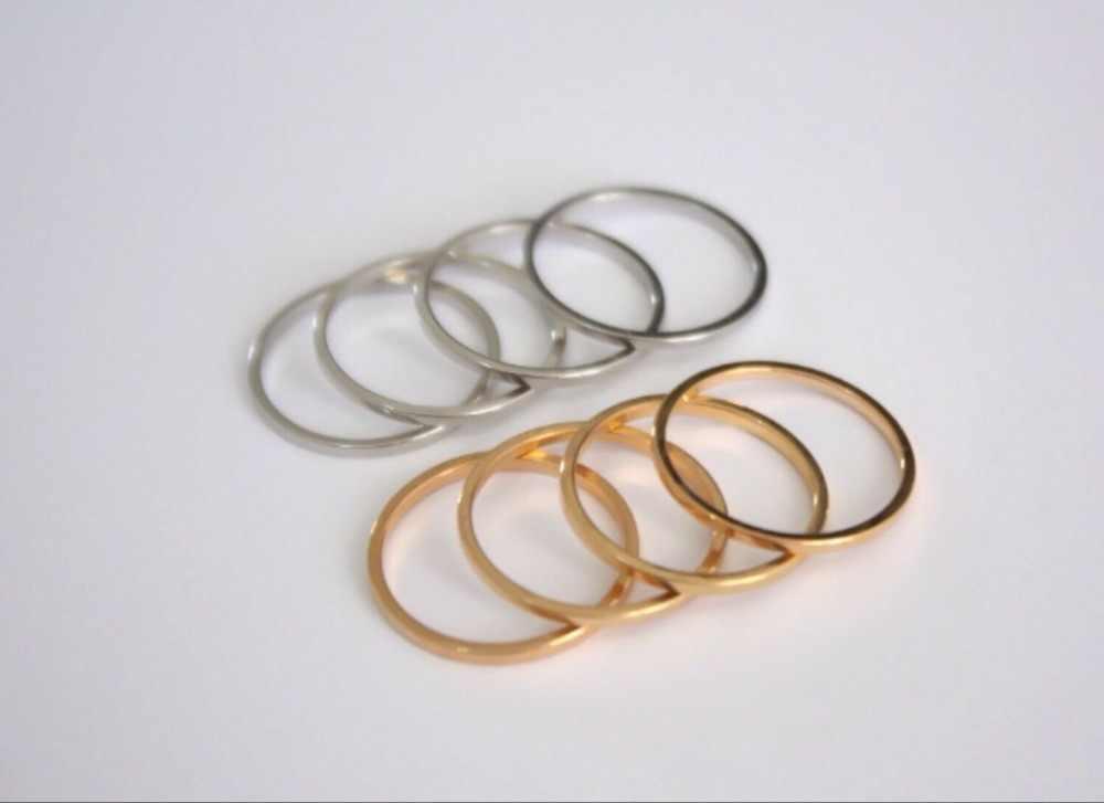แฟชั่น925ขาผู้หญิงแหวนนิ้วเท้าเงินแท้925เล็บMidiชุดกลางนิ้วเงินกลางแหวน
