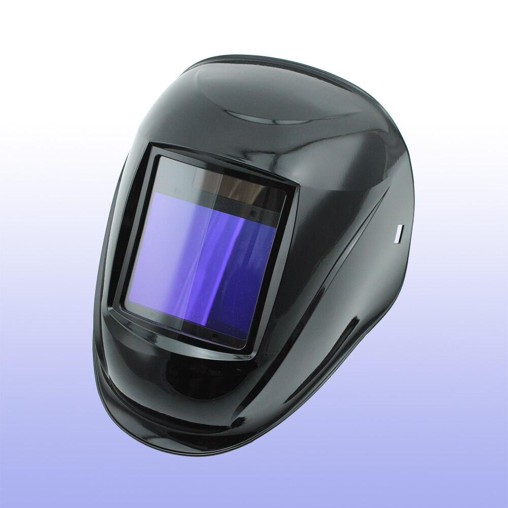 Авто Затемнение/сварочные маски/МиГ MAG TIG (grand-918i черный) /4arc датчик/солнечных батарей и сменные li-батареи