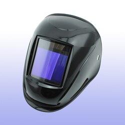 Casco de soldadura de oscurecimiento automático/Máscara de Soldadura/MIG MAG TIG (Grand-918I/958I)/sensor de 4arc/célula Solar y baterías de litio reemplazables