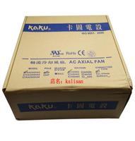 Оригинальный KA2509HA1 2 110 В 0.45A IP55 Электрический шкаф газа осевой вентилятор