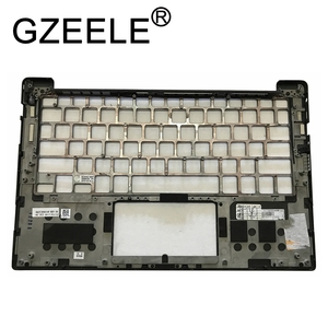 Image 3 - 95% novo para dell xps13 9350 9360 palmrest superior caso teclado moldura habitação 43wxk 043wxk nxhvx phf36 eua uk versão preto