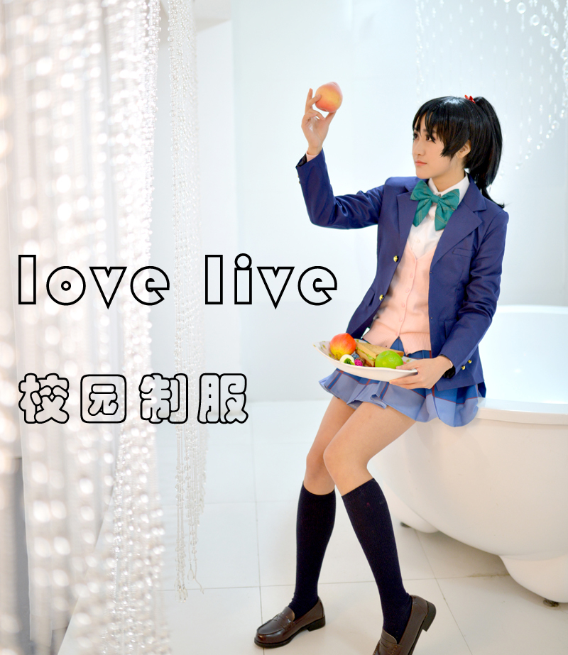 ᗜ LjഃAmor libre del envío vivo! Yazawa Niko otonokizaka Academia ...
