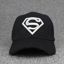 Superman Cap Casual Outdoor Baseball Caps For Men Hats Women Snapback Caps For Adult Sun Hat Gorras wholesale