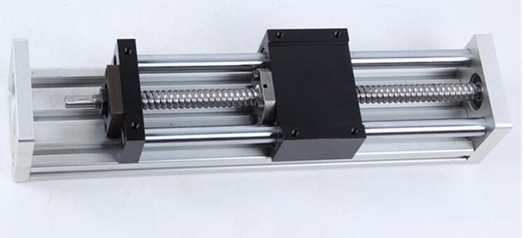 C90 Линейные модули ролик линейных направляющих/шариковый винт стол поперечного перемещения/700 мм путешествия