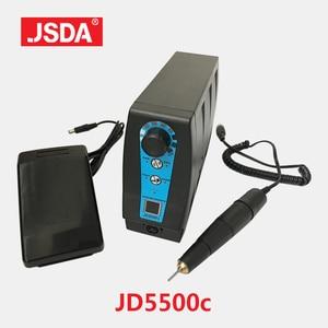 Image 1 - JSDA 35000RPM 120W Electric Nail Drill Pedicure Manicure Milling Machine Micro Electric Grinder Denture Polishing Nail Drills