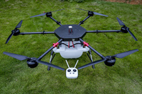 6 axis 15KG Agricultural protection Drone multi axis Agricultural protection UAV For Sprinkle pesticides RTF
