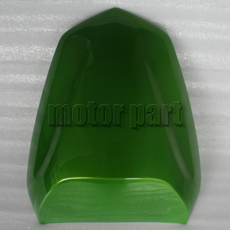 For 2012-2016 Kawasaki Ninja 650 EX650 400 ER-6F ER-6N ER6F ER6N Motorcycle Rear Passenger Seat Cover Cowl Green 12 13 14 15 16 for 2012 2015 ktm 125 200 390 duke motorcycle rear passenger seat cover cowl 11 12 13 14 15